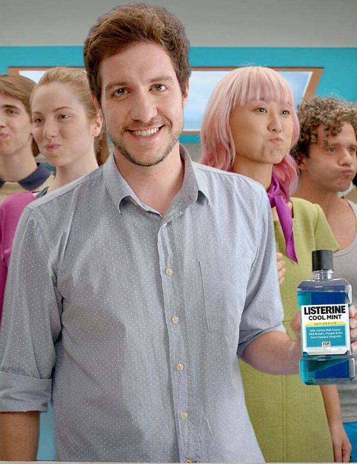 Are Listerine users bolder than everyone else?